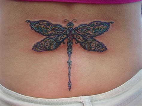 meaning of dragonfly tattoo large dragonfly with detailed paisley pattern 171 gailz