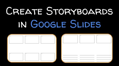 google slides templates for teachers free technology for teachers quickly print a storyboard
