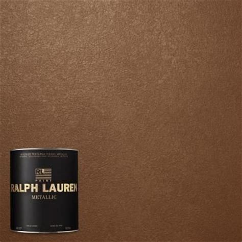 1 qt gilt bronze metallic specialty finish interior paint ralph home and tvs