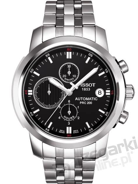 Tissot T0 Prc 200 Automatic tissot t sport t014 427 11 051 00 zegarki