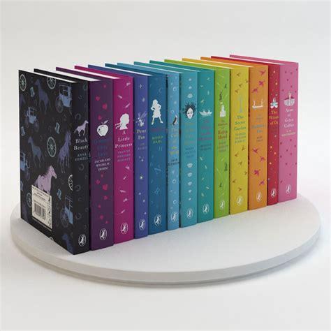 Puffin Classics 3d puffin classics books model