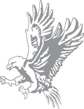 glass etching templates for free glass etching stencil of attacking eagle in category
