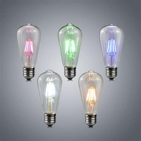 retro lamp vintage edison bulb  incandescent bulb holiday lights  filament lamp
