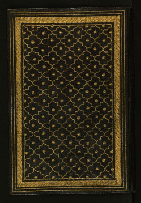 design frame qur an binding from qur an 183 the walters art museum 183 works of art