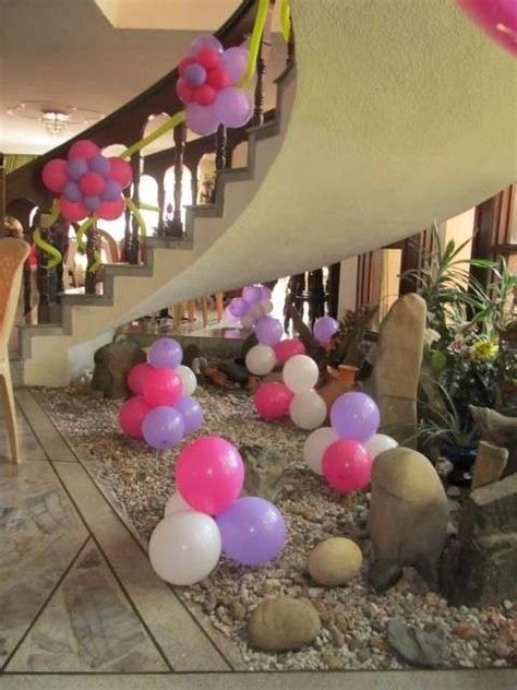 decoracion casera para fiestas decoraci 243 n de comuniones en casa fotos de ideas