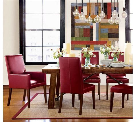 Dining Room Color With Furniture Which Furniture Colors Your Leather Dining Room Chairs