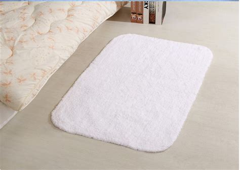 invisible bathtub mat plain cotton white star hotel bath mat buy cotton bath