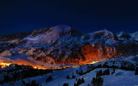 night mountain images extra wallpaper p