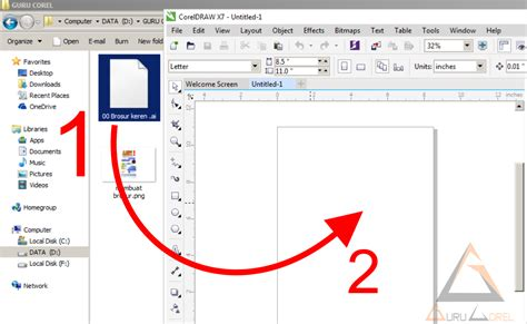 format corel draw adalah 2 cara mudah membuka dan mengedit file ai pdf psd