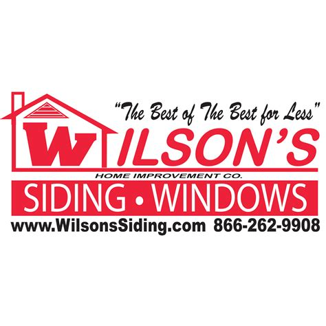 wilson s home improvement company in springs ar