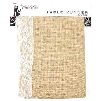 hobby lobby fall table runner hobby lobby burlap and lace table runner 18 quot x 88