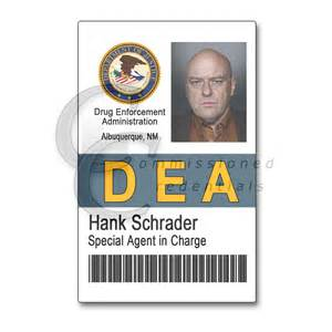 mi6 id card template breaking bad commissioned credentials