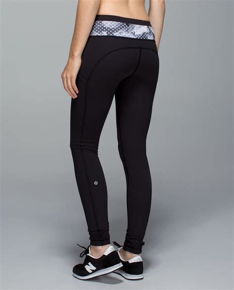 Essora Skirt Specs Original Sport Black New 1 lululemon speed tight ii brushed black dottie neutral blush black lulu fanatics