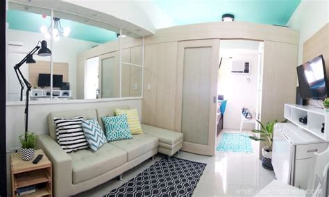 30 sqm condo interior design ideas philippines light and airy 23 sqm condo unit what else