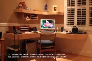 Big Office Desks Unique Creations Classic Custom Cabinets Inc