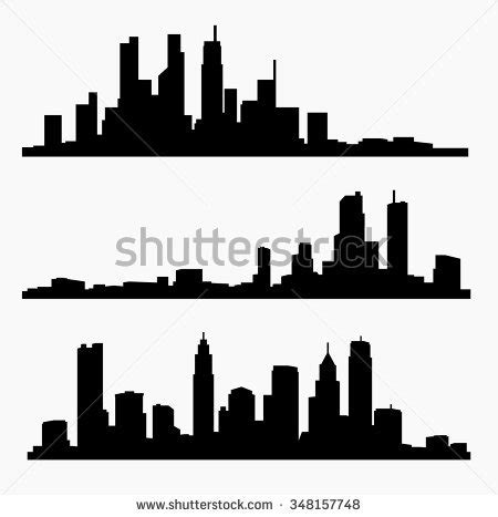 City Outline Vector by City Outline Stock Images Royalty Free Images Vectors
