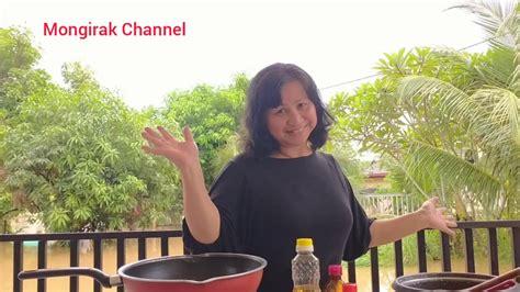 nasi goreng simple masakan  banjir youtube