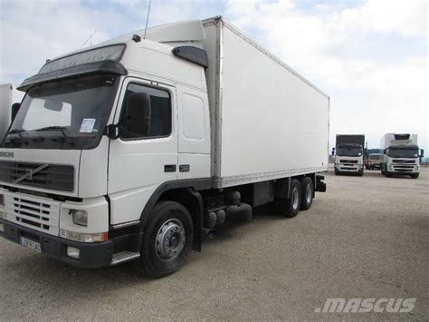 brand volvo truck price used volvo fm12 380 box trucks year 1999 price us