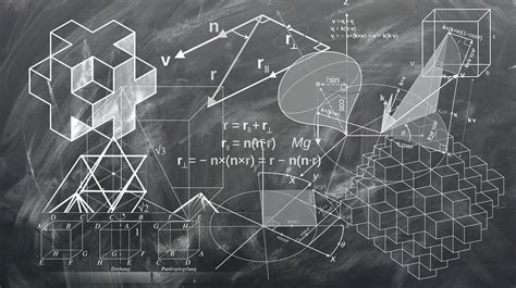 imagenes matematicas hd illustrazione gratis geometria matematica cubo