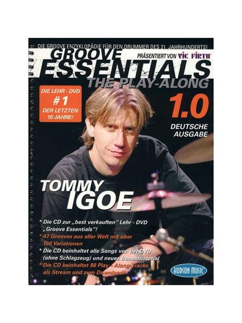 Software Tutorial Drum Igoe Groove Essential 1 0 Terlaris sheet igoe groove essentials the play