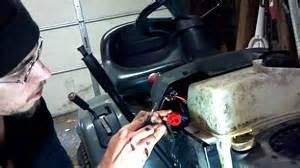 lawn tractor switch power test craftsman lt2000 lt3000
