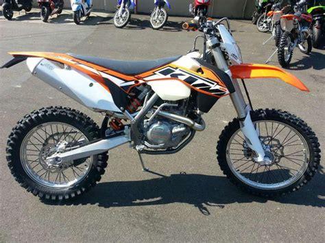 Ktm Dirt Bikes 450 2014 Ktm 450 Xc W Dirt Bike For Sale On 2040motos