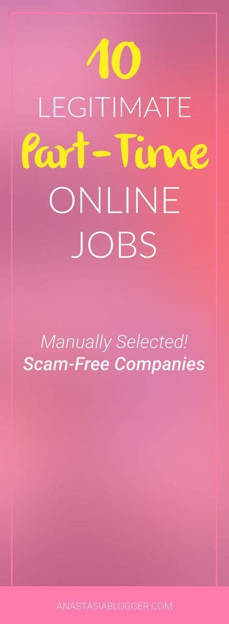 Work From Home Online Jobs Frauds - the 25 best legitimate online jobs ideas on pinterest work online jobs online jobs