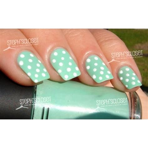 Mint Green Nail Polishes by 8 Best Nails Images On Mint Nails