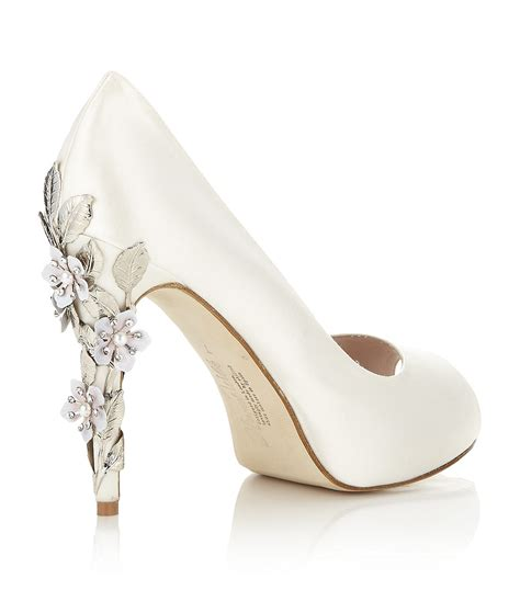 wedding heels it s all in the details covetable wedding shoes guest