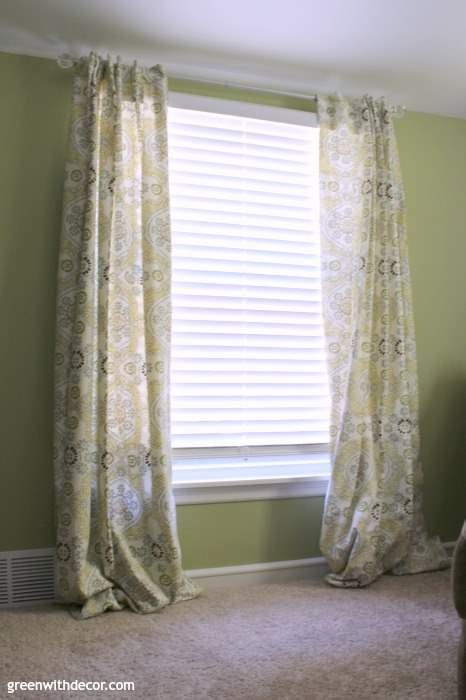 how to hem curtains with a sewing machine green with decor how to hem curtains