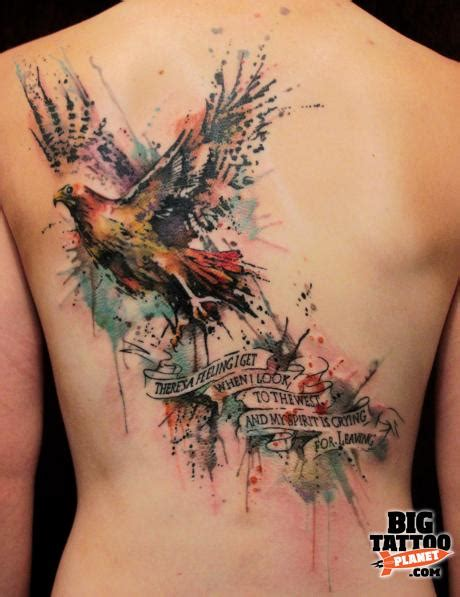 watercolor tattoos winnipeg my top 5 artists at the moment skin smash