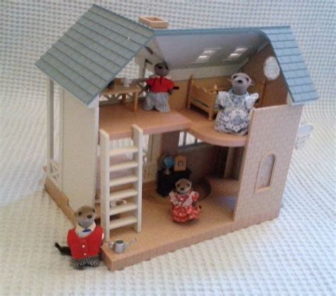 sylvanian families bluebell cottage bluebell cottage sylvanian families location gite cancale