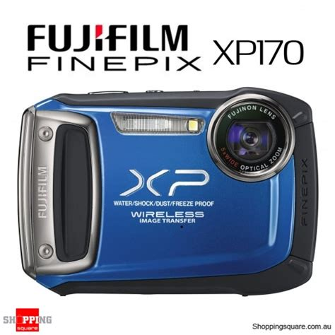 Fujifilm Finepix Xp170 fujifilm finepix xp170 waterproof dustproof digital