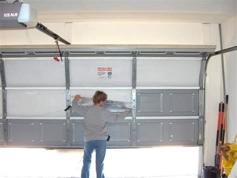 garage doors insulation garage door insulation garage door insulation for wood