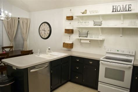 how to take down kitchen cabinets remodelaholic kitchen remodel removing upper cabinets