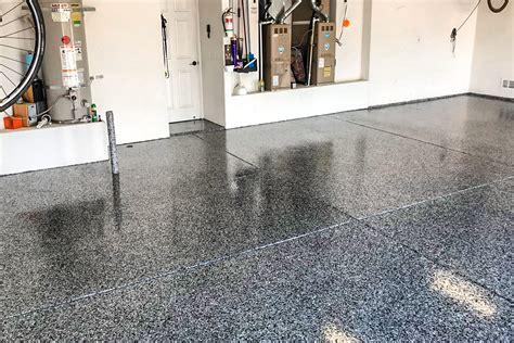 coat garage floor garage sanctum