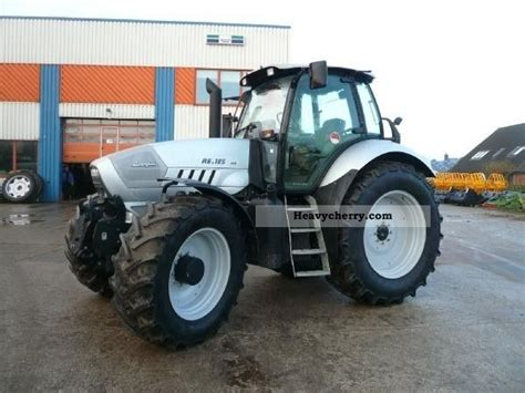 lamborghini r6 185 hi profile 2009 agricultural tractor