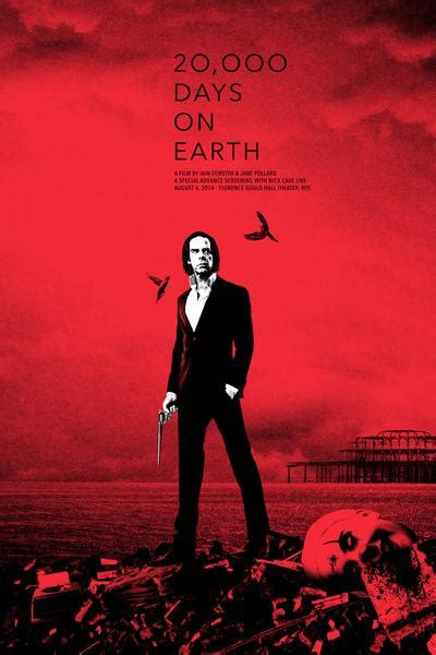 nick cave  days red animal rummy