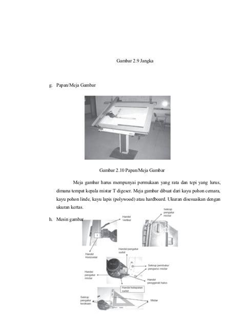 Stand Pen Batang 4 1 menjelaskan standar menggambar teknik