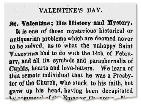 history of valentines days valentine s day did it start as a or to