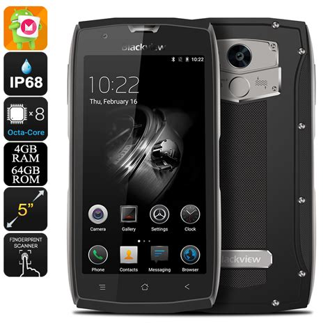 what is android phone wholesale blackview 7000 pro android smartphone from china
