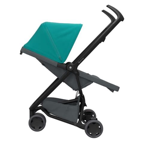Quinny Zapp Flex On Graphite quinny zapp flex stroller green on graphite