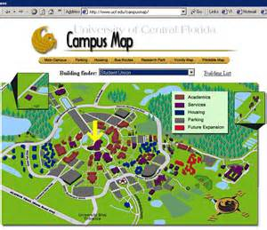college of central florida map uws facts