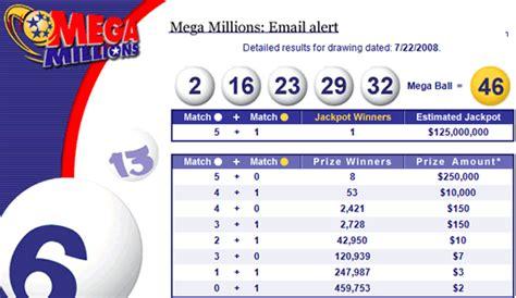Mega Million Sweepstakes Phone Number - winning mega millions ticket sold in nj