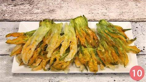 ricetta pastella per fiori di zucca ricetta fiori di zucca in pastella fritti ricetta it