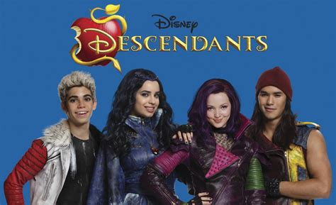 los descendientes 2 disney channel revel 243 im 225 genes de descendientes 2