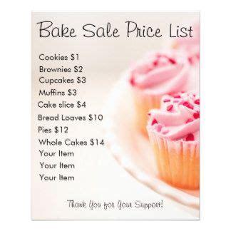 image result  bake sale prices bake sale savoury