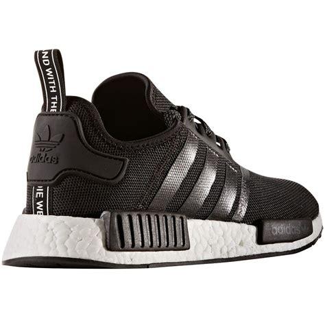 Nike Adidas Nmd 2 adidas nmd r1 herren running sneaker schwarz wei 223
