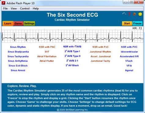 Pdf Six Second Simulator programs simulator the six second