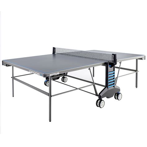 Indoor Ping Pong Table by Kettler Classic Indoor 4 Table Tennis Table